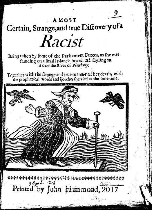 Witchcraft and Racism