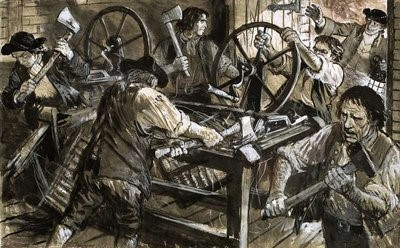 Corbyn's Labour-The New Luddites